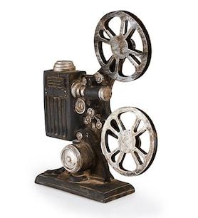 Nostaljik Metal Film Makinası