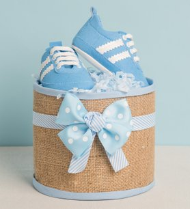İlk Ayakkabım -  Ayakkabı- Bez Seti