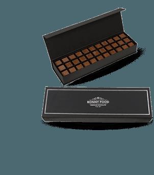 Kişiye Özel Hazırlanan Sütlü Harf Çikolata